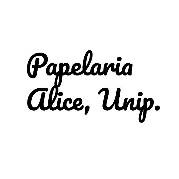 Papelaria Alice Unipessoal